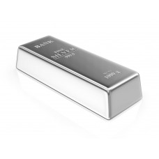 Silver Bullion Bar 1Kg